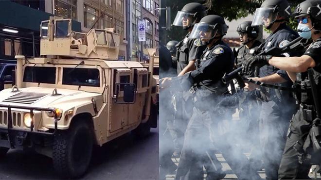 Готовится массовая зачистка: Трамп ввел войска в Вашингтон