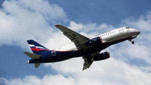 Россия возобновила гражданские полеты над Украиной, в том числе, над подконтрольными Киеву территориями