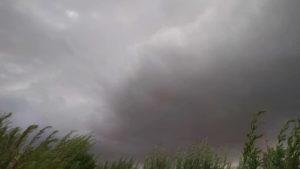 Страшная песчаная буря под Одессой: люди убегали в панике. ВИДЕО
