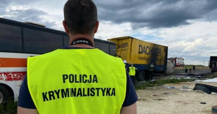 Жуткое ДТП в Польше: пострадали 36 украинцев