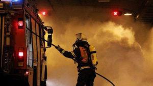 В Москве произошел пожар в НИИ, где разрабатывают вакцину от COVID-19