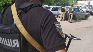 Захват заложника в Полтаве: «террорист» отпустил полицейского и ушел в лес. Появились новые детали случившегося