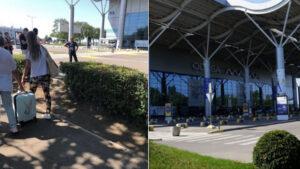 Полиция в срочном порядке всех эвакуировали: в Одессе заминировали аэропорт