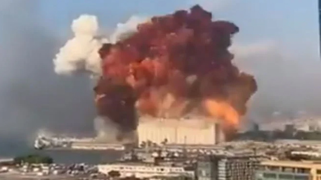 Катастрофа налицо: в Бейруте столкнулись с новой опасностью, нависшей с неба
