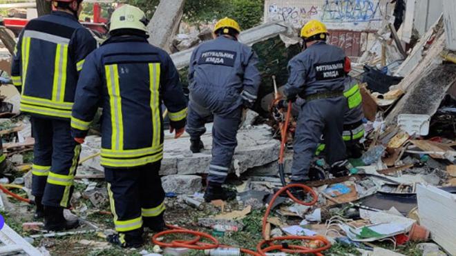 В Москве взорвался жилой дом: первые фото и видео