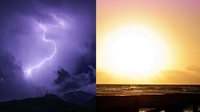 Днем — пекло, ночью — грозы: известный синоптик рассказала о погоде на среду