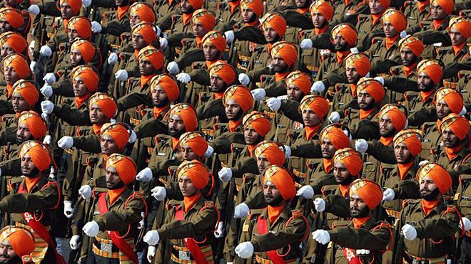 Индия отказалась от участия в международных военных учениях в России