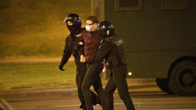 В Минске начались новые задержания