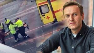 Врач назвал основной диагноз Навального