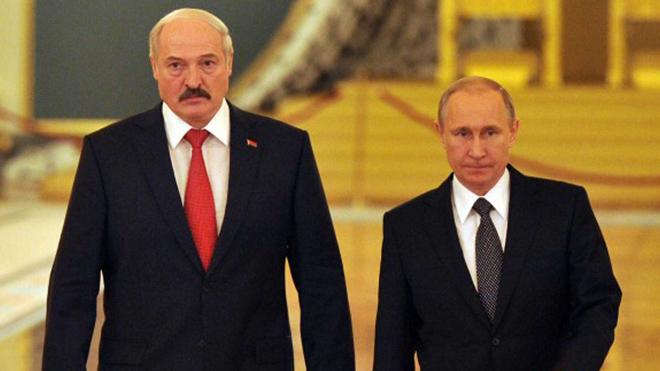 Путин и Лукашенко договорились встретиться в Москве в ближайшие недели