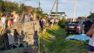 Малыш плачет и зовет папу: эксклюзивные детали гибели семьи в ДТП на Ивано-Франковщине