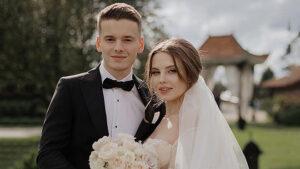 Младший сын Валерии Арсений Шульгин женился на своей подруге