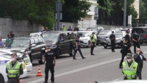 МВД провело удачную операцию по захвату террориста в Киеве