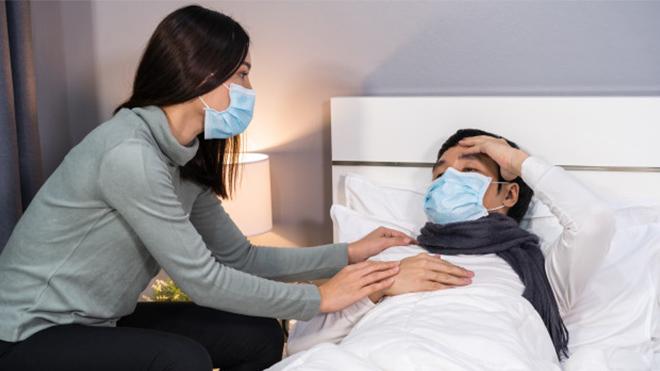Симптомы COVID-19: как самостоятельно отличить его от гриппа