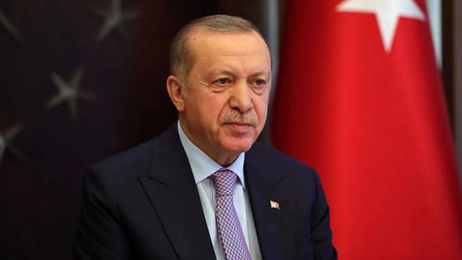 Эрдоган заявил, что Турция не признает Крым российским