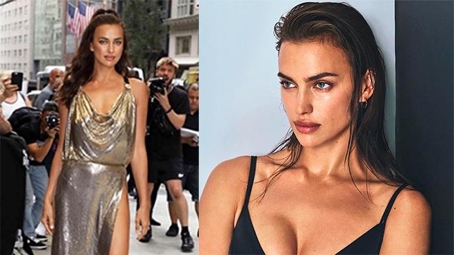 Модель Ирина Шейк показала стройную фигуру в бикини и захватила сеть