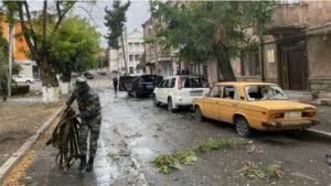 Вице-премьер Армении заявил о ракетном ударе по Степанакерту
