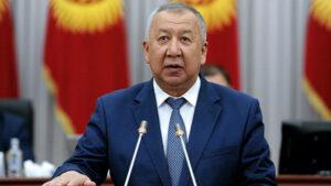 Премьер Киргизии подал в отставку