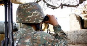 Армия НКР заявила о подготовке азербайджанских войск к новому наступлению
