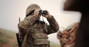 Армения заявила, что армия НКР остановила наступление войск Азербайджана