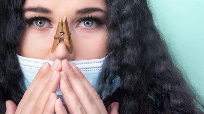 Почему при коронавирусе пропадает нюх, и что нужно делать, чтобы восстановить обоняние