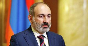 Пашинян назвал условие перемирия в Нагорном Карабахе