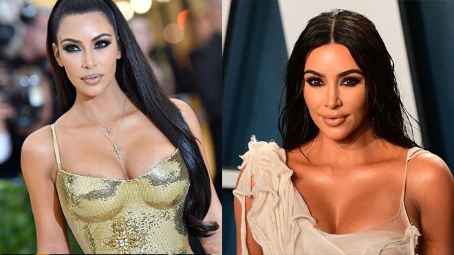 Ким Кардашьян в честь 40-летия похвасталась фигурой в бикини