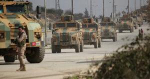 Эрдоган заявил о возможности новой военной операции на севере Сирии