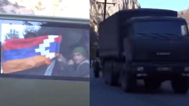ՏԵՍԱՆՅՈՒԹ. Հայկական զորքը դուրս է բերվում Քարվաճառից