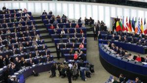 Եվրախորհրդարանն ընդունել է բանաձև, որով կոչ է անում ԵՄ-ին կոշտ պատժամիջոցներ կիրառել Թուրքիայի դեմ