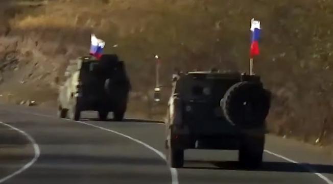 Ռուսաստանի ՊՆ-ն տեսանյութ է հրապարակել Քարվաճառից