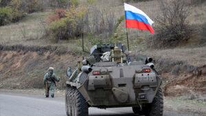 В Армении нашли мертвым российского военного