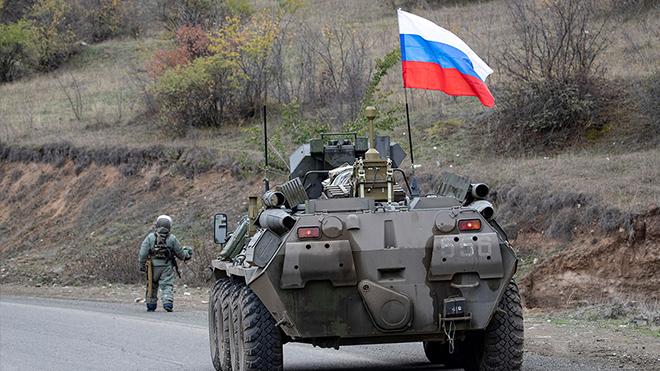В Карабахе погиб российский офицер