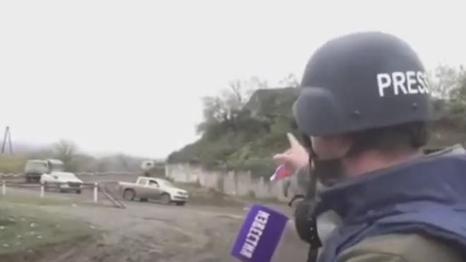 Азербайджанская армия покинула Шуши
