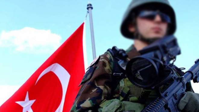 Турция отправляет военных в Азербайджан