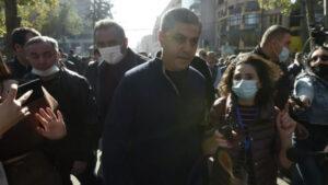 Экс-главу СНБ Армении заподозрили в подготовке покушения на Никола Пашиняна
