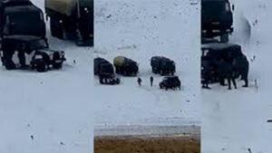 Ադրբեջանական զորամիավորումները կուտակվում են Ջերմուկի սարերում. զորամաս են կառուցելու. «Փաստինֆո»