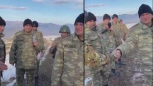 Արավուսի գյուղապետն իր ջոկատով գնացել է՝ բանակցելու ադրբեջանցիների հետ, որ առաջ չգան