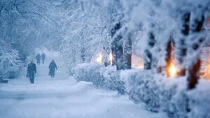 Какова вероятность заразиться коронавирусом на морозе?