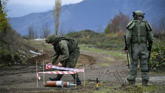 Շուշիում ռուս սպա է զոհվել. ՌԴ ՊՆ