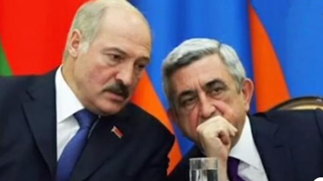 Ձայնագրություն. ինչ է պատասխանել Սերժ Սարգսյանը Լուկաշենկոյին, որն Ալիևի անունից 5 մլրդ է առաջարկել 7 շրջանների դիմաց
