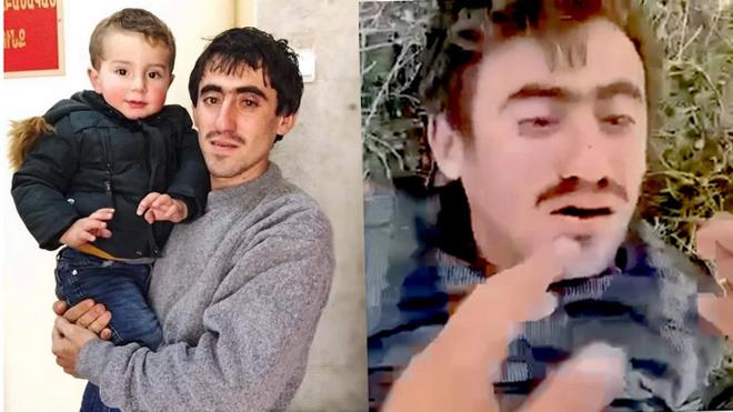 ՏԵՍԱՆՅՈՒԹ. Գերությունից ազատվել է տեսանյութից հայտնի հայ գերին