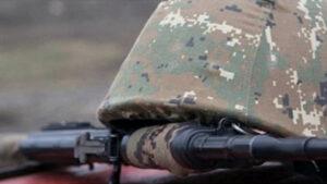 Արցախում 18-ամյա զինվոր է զոհվել