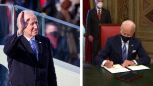 Джо Байден становится 46-м президентом США ․ Его инаугурация состоялась (видео, фото)
