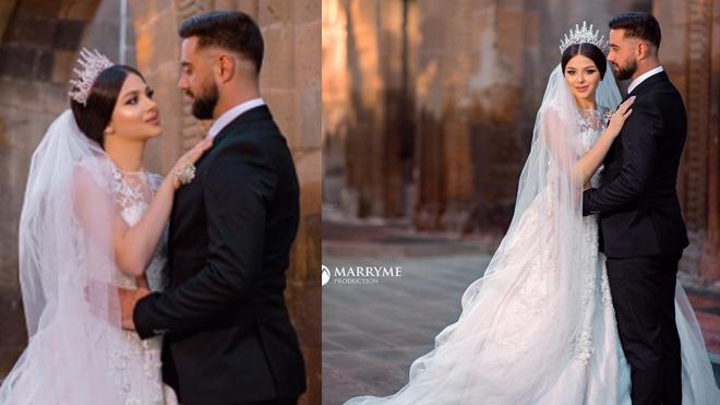 Բեն Ավետիսյանն ու Դիանա Տոնոյանն ամուսնացել են