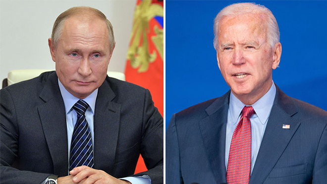 Путин провел первый телефонный разговор с Байденом