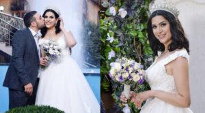 Անի Քոչարն ամուսնացել է. մոդելը՝ հարսանիքի, իր ապրումների և ամուսնու՝ առաջնագիծ մեկնելու մասին