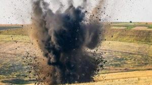 Արցախում ականի վրա պայթելու հետևանքով 20 ադրբեջանցի է զոհվել, 85-ը՝ վիրավորում ստացել