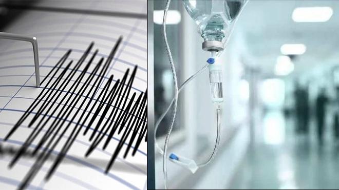 Երկրաշարժից տուժել է 25 քաղաքացի. հղի կինը հոսպիտալացվել է