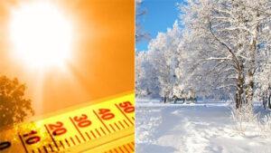 Новости Украины – Аномальное лето и суровая зима: прогноз погоды на весь 2021 год
